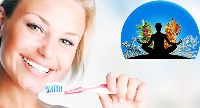 Аюрведические зубные пасты