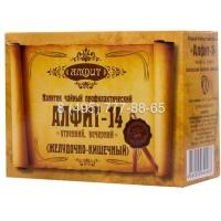 Алфит 14 Желудочно-кишечный 60 брик.