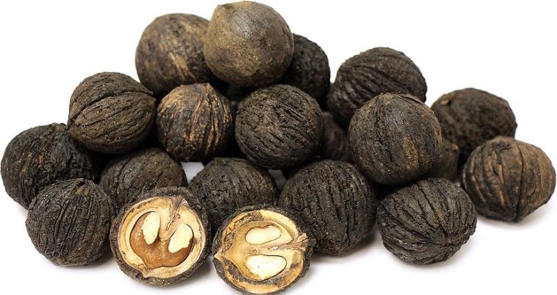 Черный орех таблетки