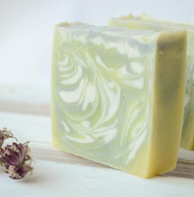 ароматическое мыло