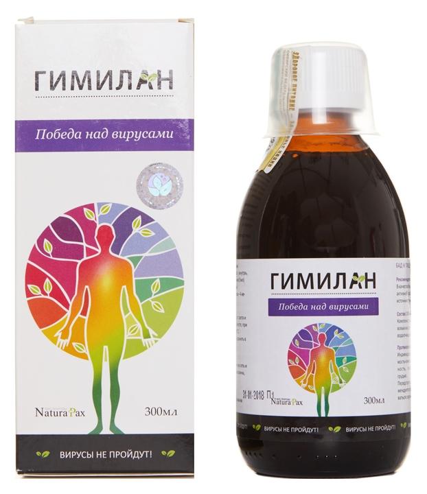 Гимилан – эффективная защита от вирусов, ОРВИ и гриппа