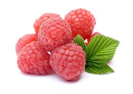 Сушеная ягода малины