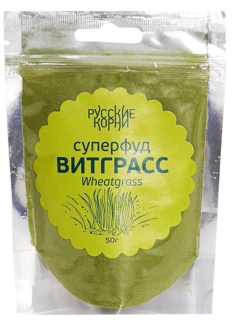 Витграсс (ростки пшеницы)