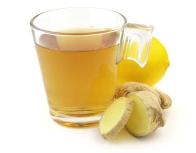 Преимущества растворимого имбирного чая