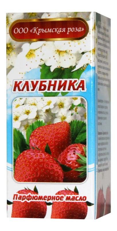 Клубника парфюмерное масло купить где купить духи во франции шанель №5