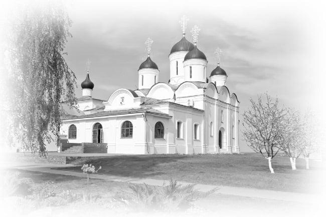 Сбор отца Георгия Бальзам