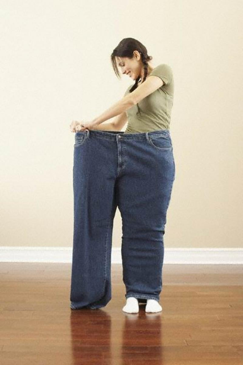 насколько можно похудеть